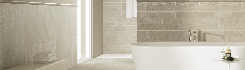 Wand- en vloerbekleding badkamer