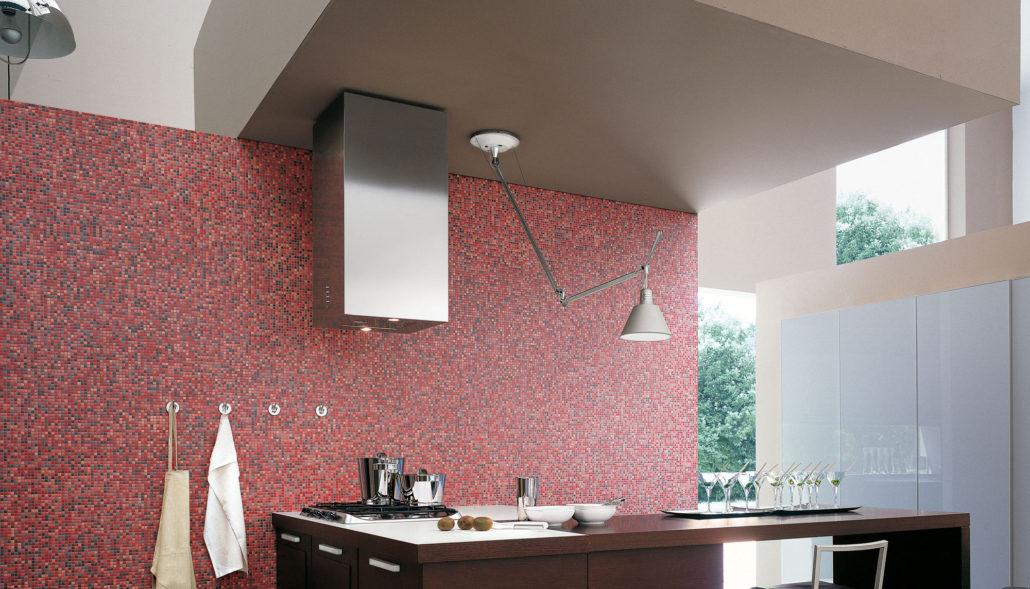 keukentegels mozaïeken