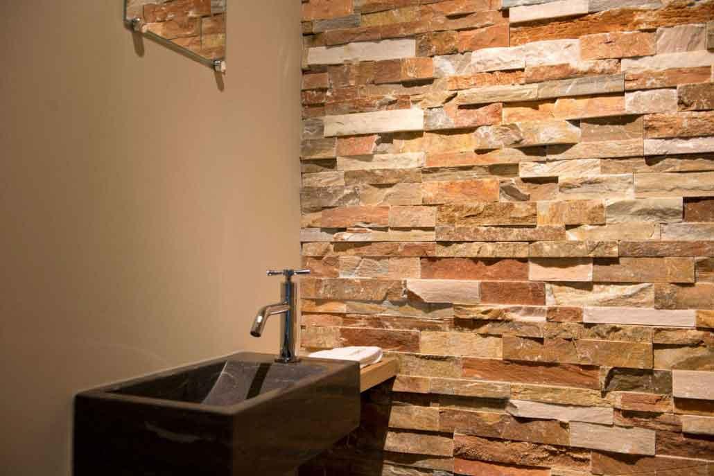Koop badkamer tegels grootste verzameling badkamer wandtegels bij intercarro - Imitatie natuursteen muur tegel ...