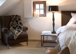 Laminaat slaapkamer