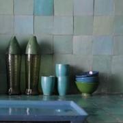 Marokkaanse tegels - zelliges