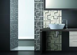Carrelages de mur et de sol salle de bain