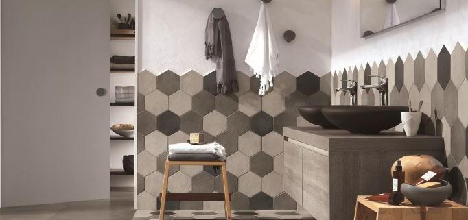 hexagone tegels