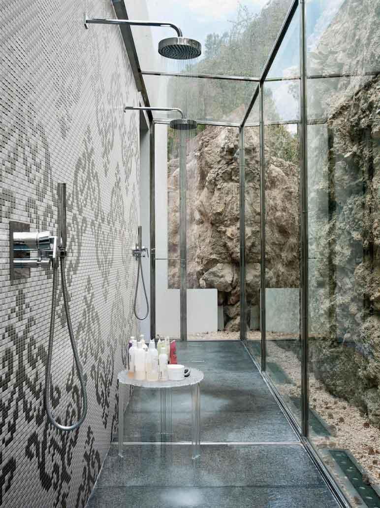 La diversit un atout pour le carrelage de salle de bains for Plaque de carrelage pour salle de bain