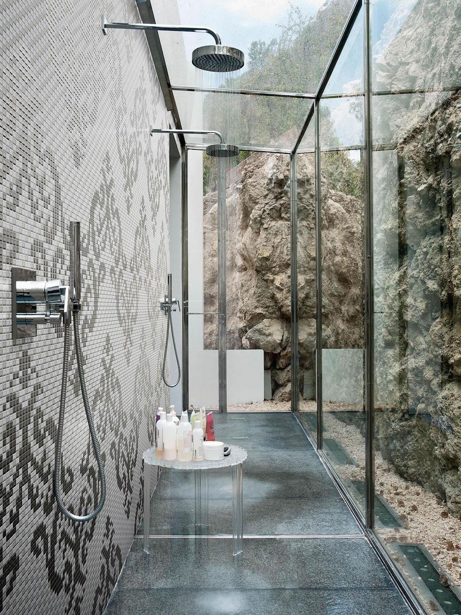 La diversit un atout pour le carrelage de salle de bains - Plaque pour recouvrir carrelage salle de bain ...