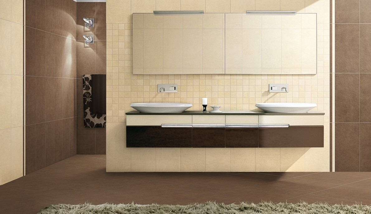 Keramische tegels voor binnen comfort en kwaliteit - Keramische inrichting badkamer ...