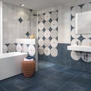 badkamer inrichting Archives - Intercarro | Tegels, natuursteen en ...