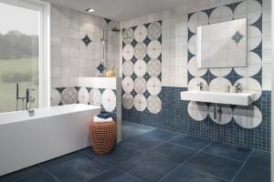 Badkamer Trends Tegels : Badkamer trends renovatie intercarro tegels natuursteen