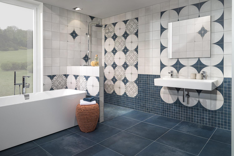Renovatie Badkamer Tegels : Badkamer trends 2016 renovatie intercarro tegels natuursteen en