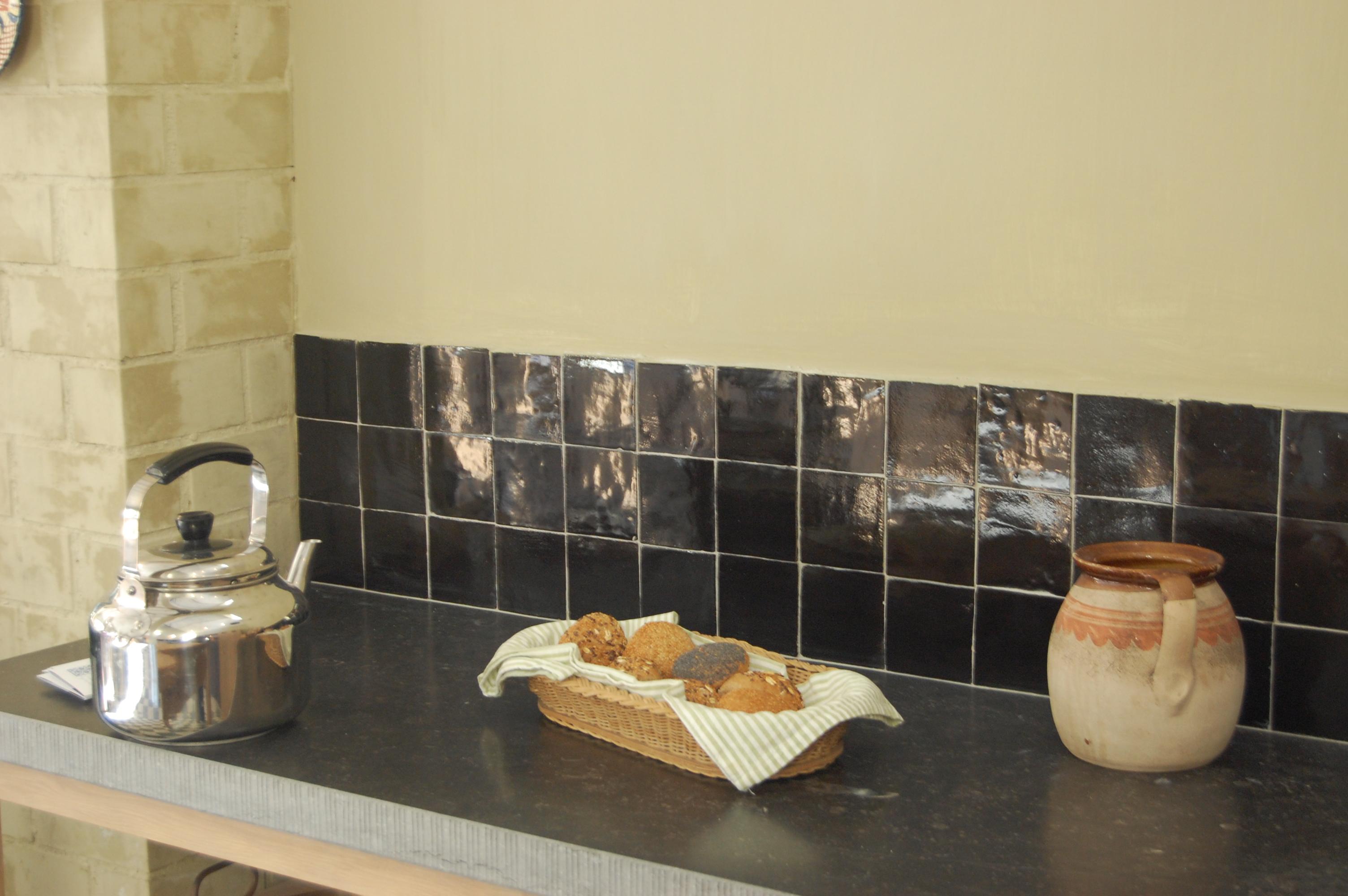 Marokkaanse tegels geef je muren een zuiderse toets for Zellige marocain salle de bain