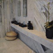 Natuursteen badkamer Antwerpen