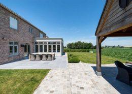 carreaux de terrasse en céramique