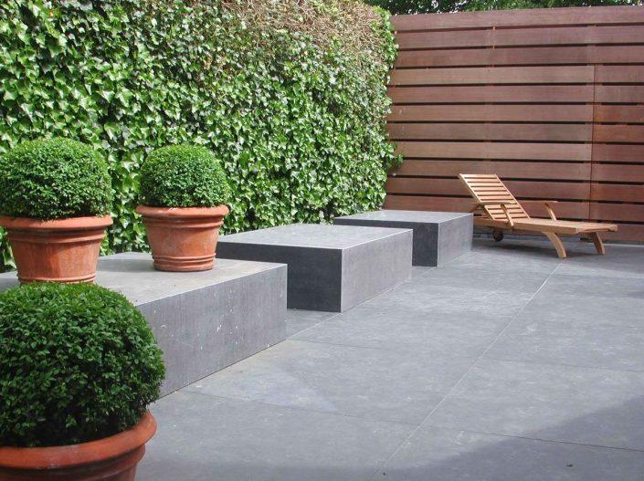 carreaux de terrasse