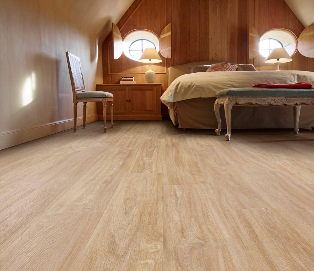 Un sol en parquet semi massif pour un int rieur chaleureux - Carrelage pour chambre a coucher ...