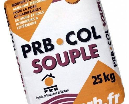 PRB col souple